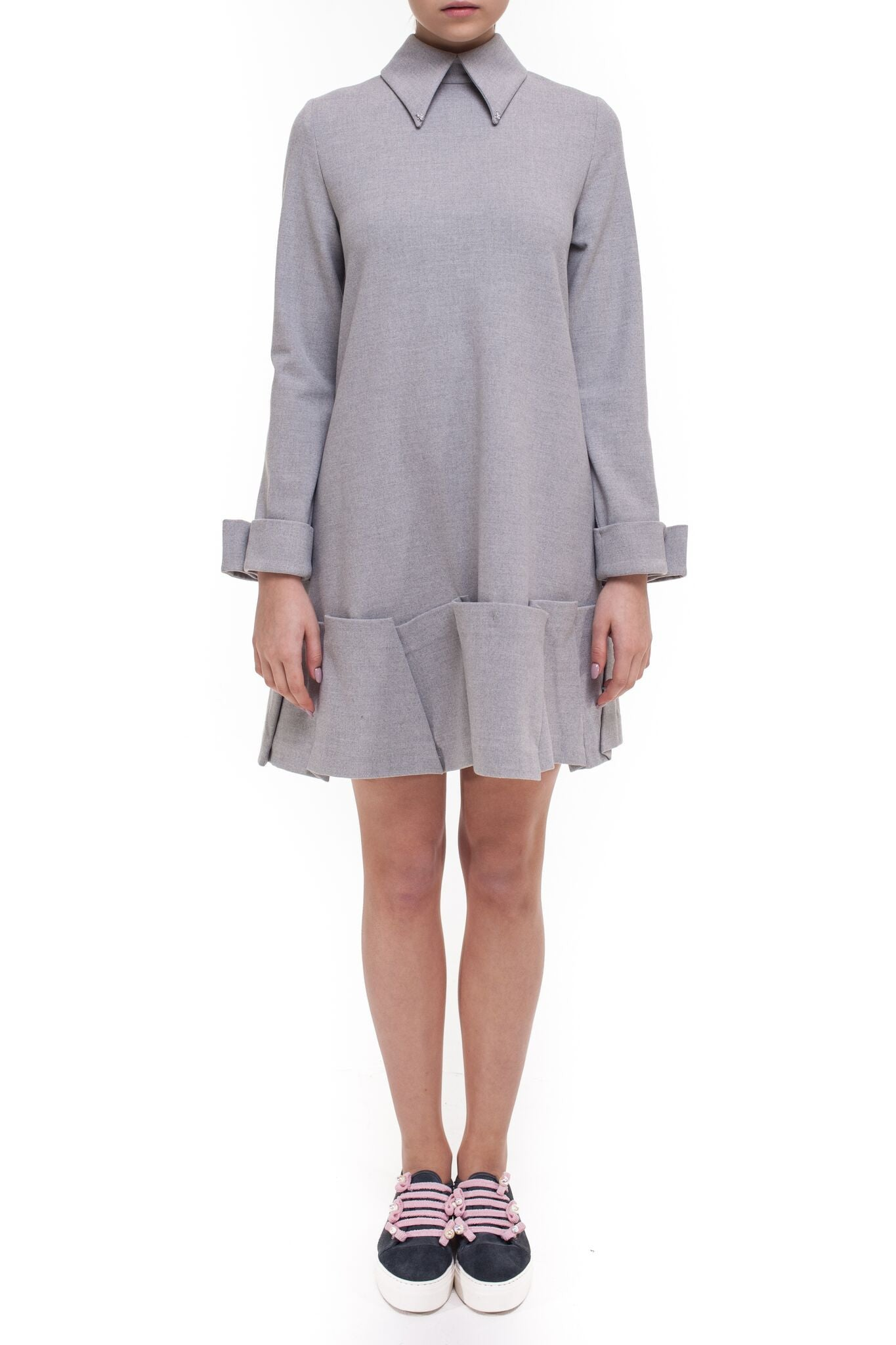 Longsleeved dress  #006