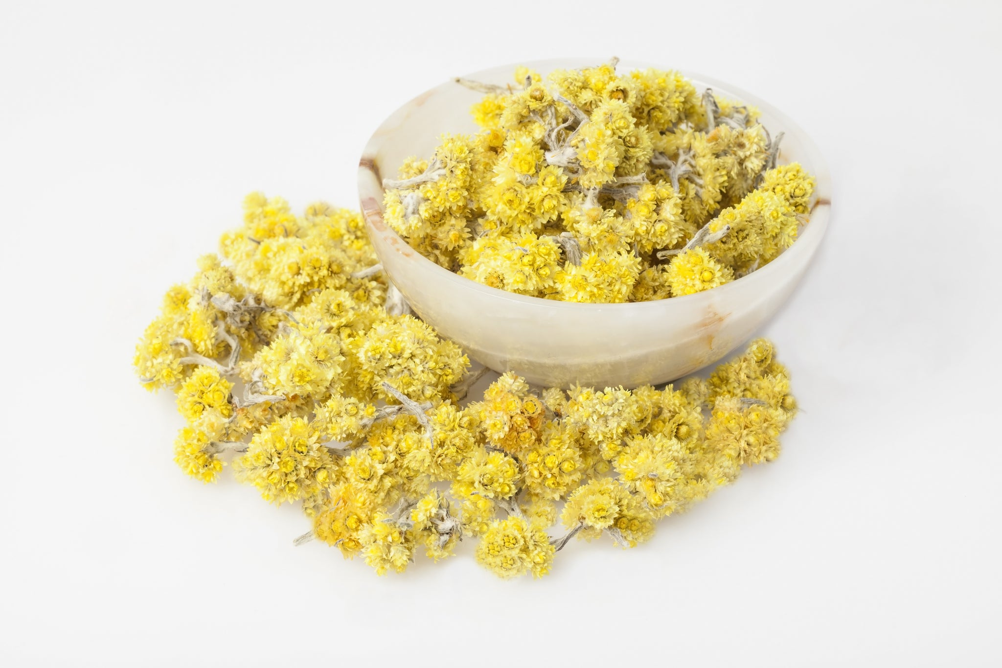 The Healing Help of Helichrysum – Selah Essential Oils