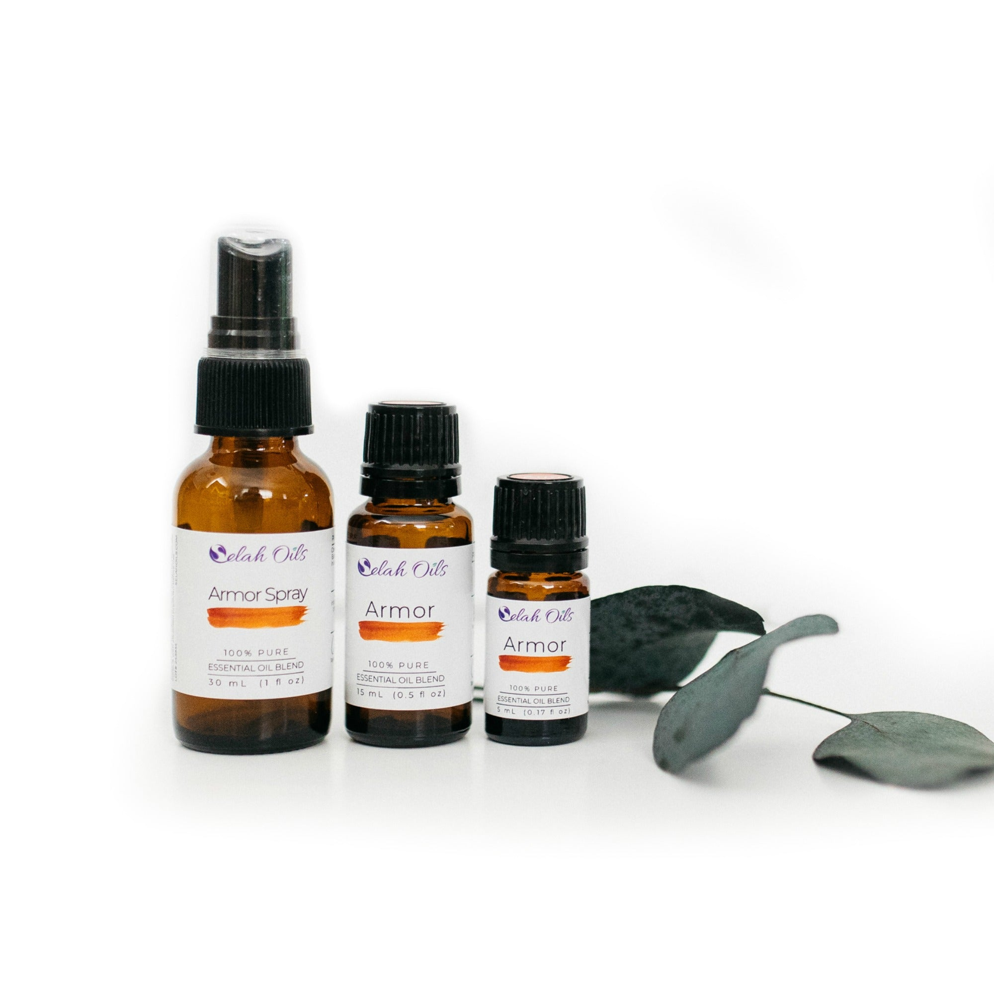Armor Essential Oil Blend
