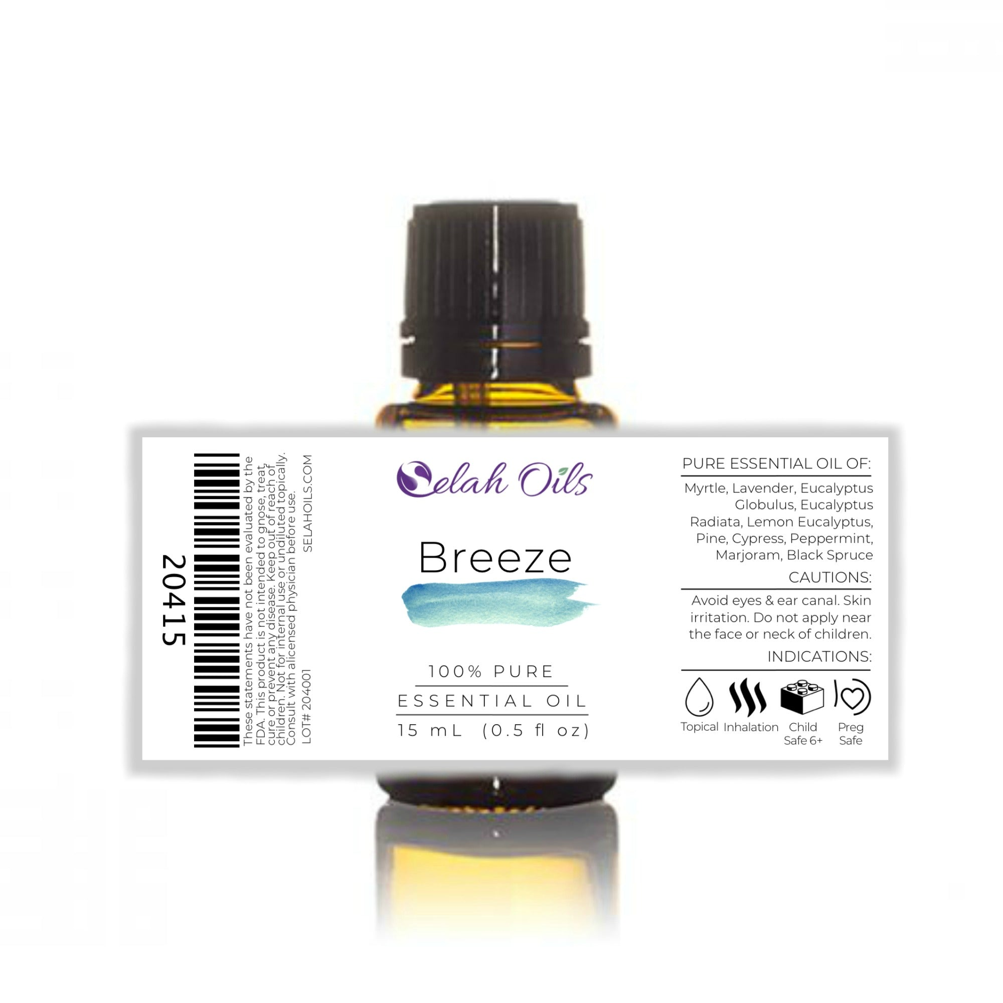 Breeze Essential Oil Blend