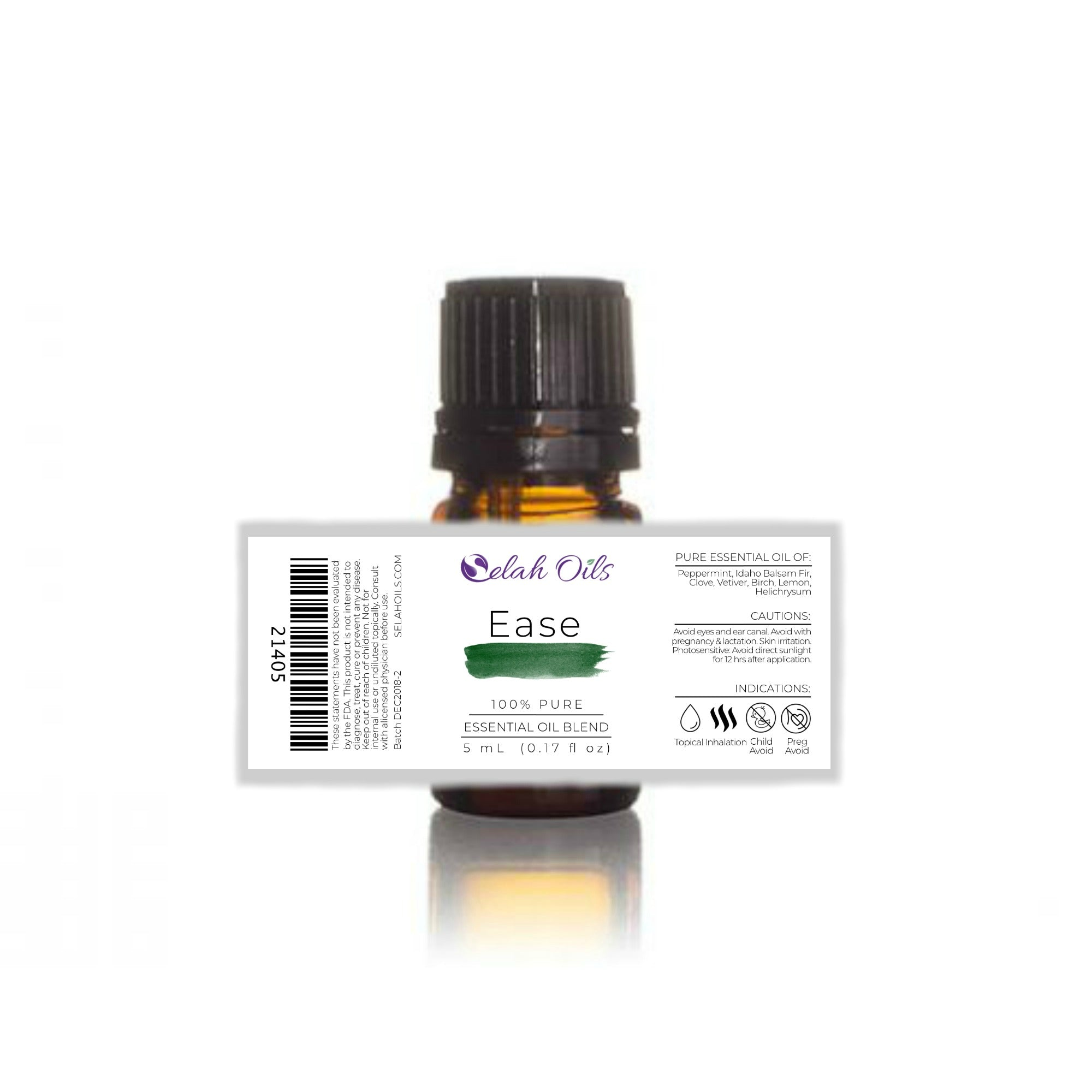 Ease Essential Oil Blend