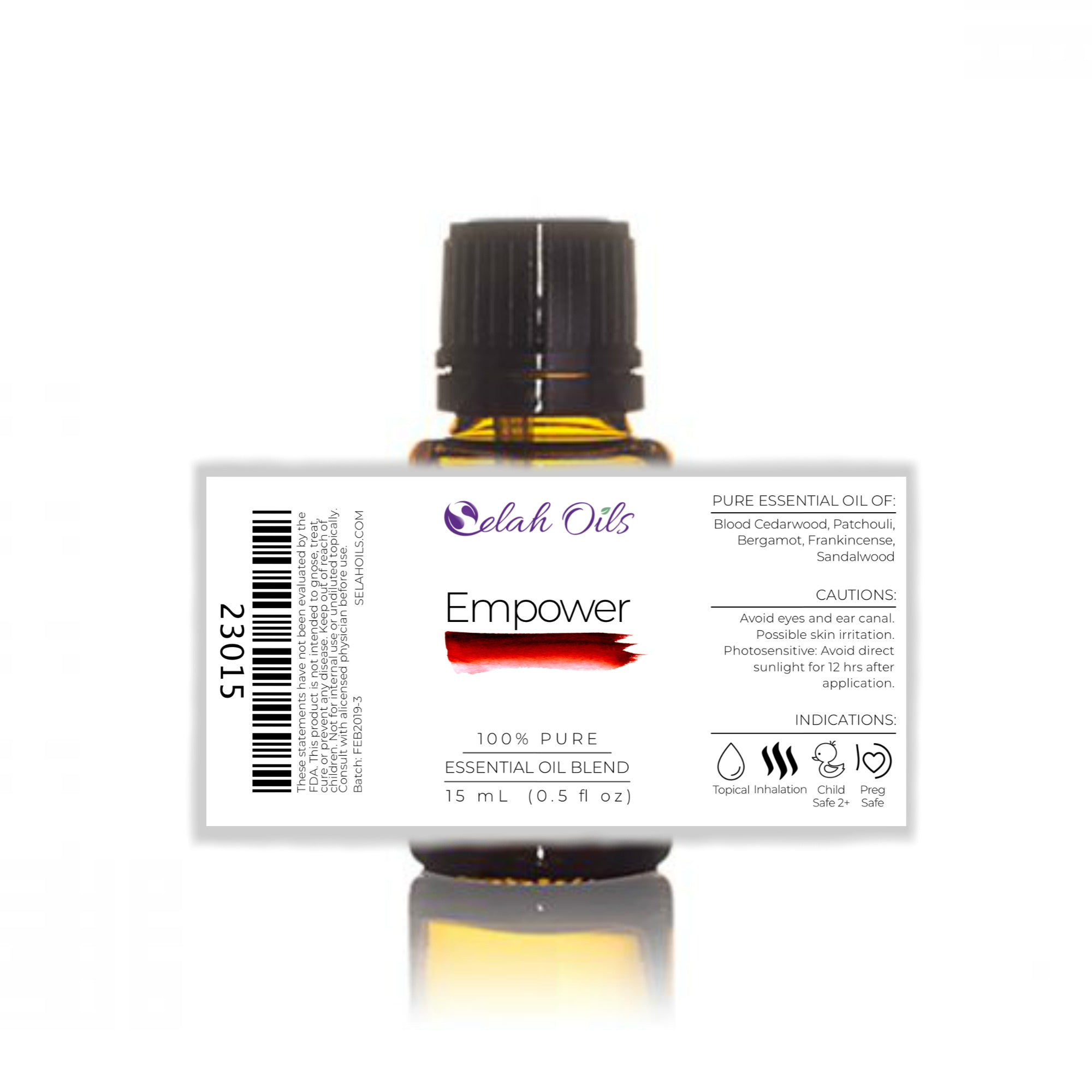 Empower Essential Oil Blend