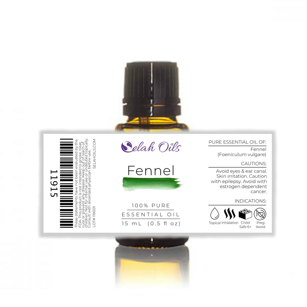 Fennel Essential Oil (Sweet)
