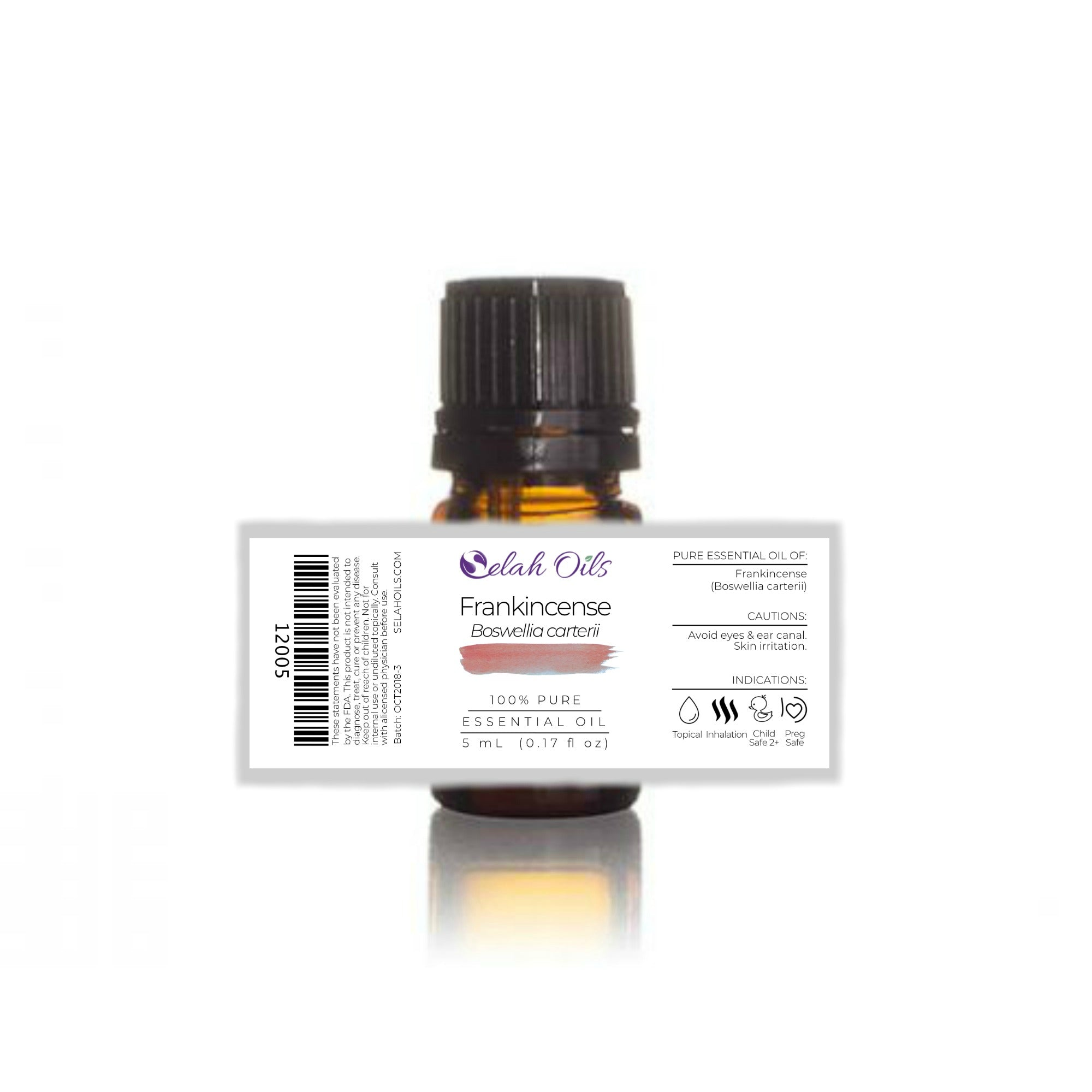 Frankincense (Boswellia carterii) Essential Oil