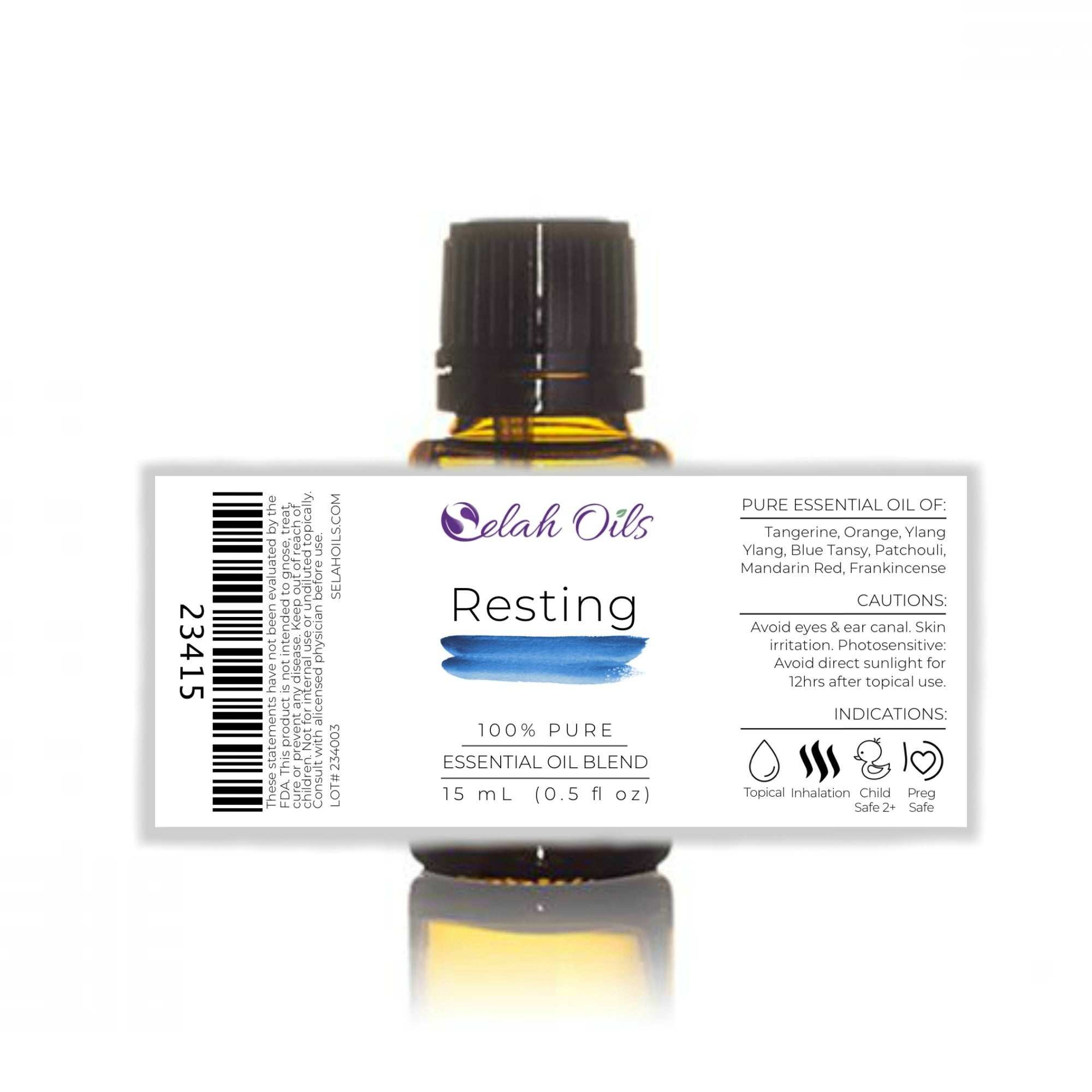 Resting Essential Oil Blend