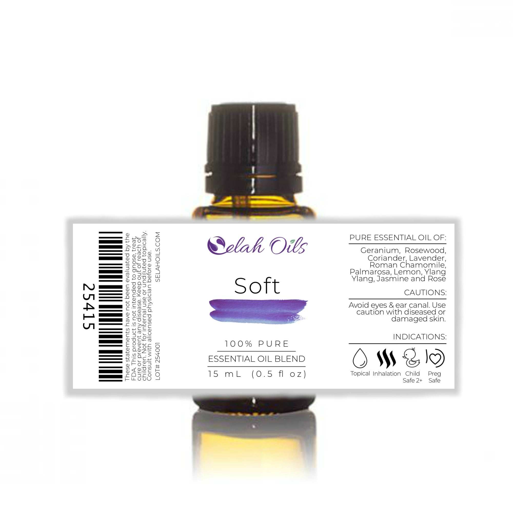 Soft Essential Oil Blend