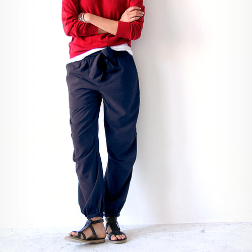 Serene - Ultra Comfortable Travel Pants in Black