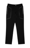 Genius - Two-In-One Zip Pocket Tech Pant in Black