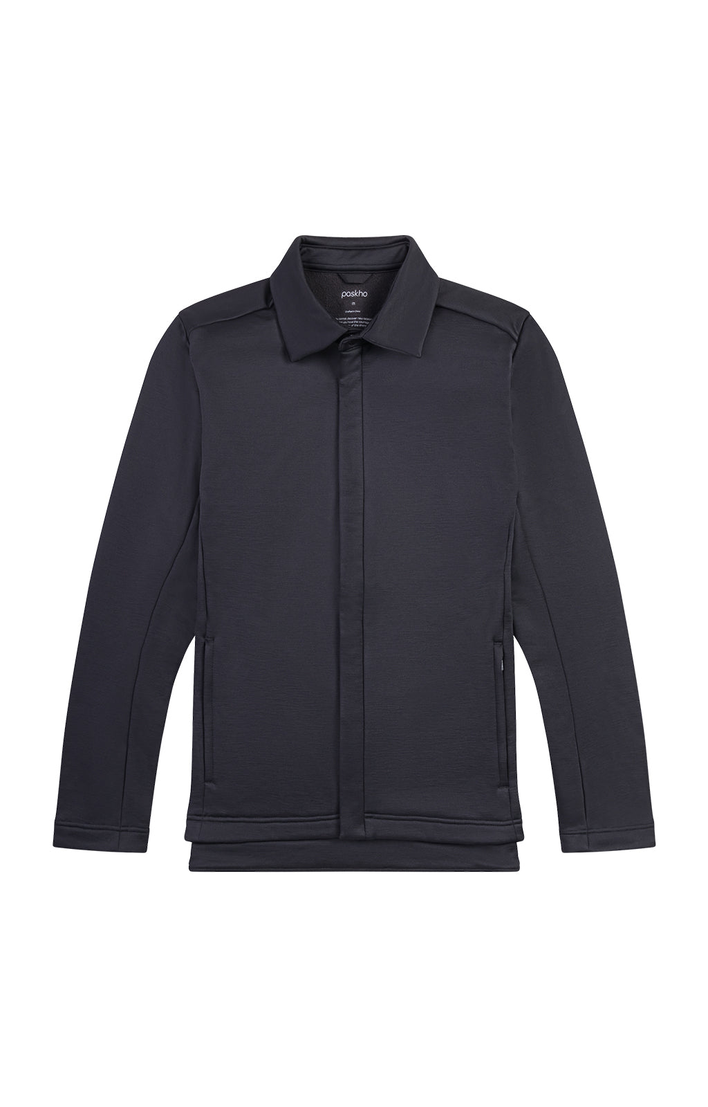 Men's Possibilities - The Ultimate Tech Travel Jacket in BLACK