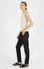 Opulence – Plane To Trek To City Slim-Fit Pant Black