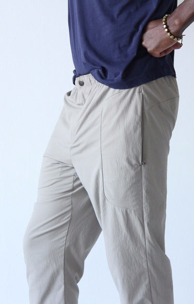 Urban - Tailored Travel Tech Pant in Teak