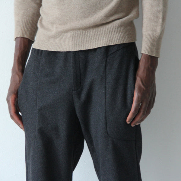 Opulence – Superb Artistry, Premium Wool Travel Pant