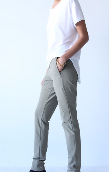 Earthly Sculpture - Innovative Tech Travel Pant