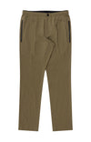 Urban - Two-In-One Zip Pocket Pants in Khaki