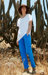 Resilience - India Inspired Voyager Pant in Malawi Blue