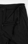 Wild - Zen-Like Ergonomic Pants in Black