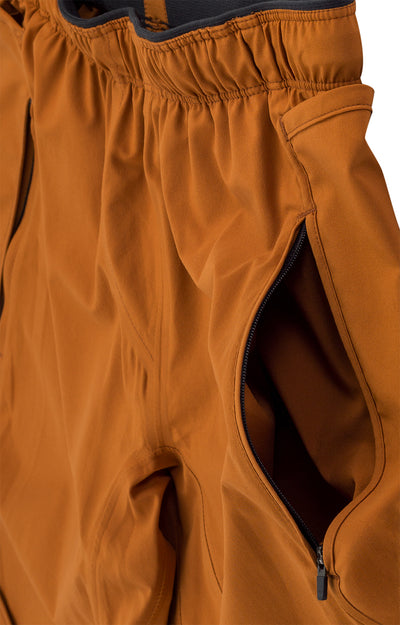 Purity - Meticulous Craftsmanship Pants in Ginger