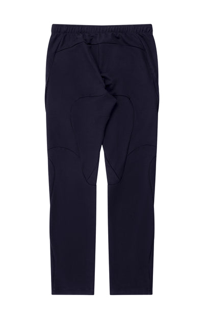 Artist Quest - Knit Travel Pant in Dark Blue