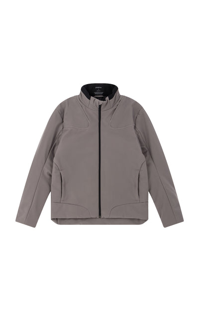 Encounter - Ultra Modern Waterproof Travel Jacket in Shadow