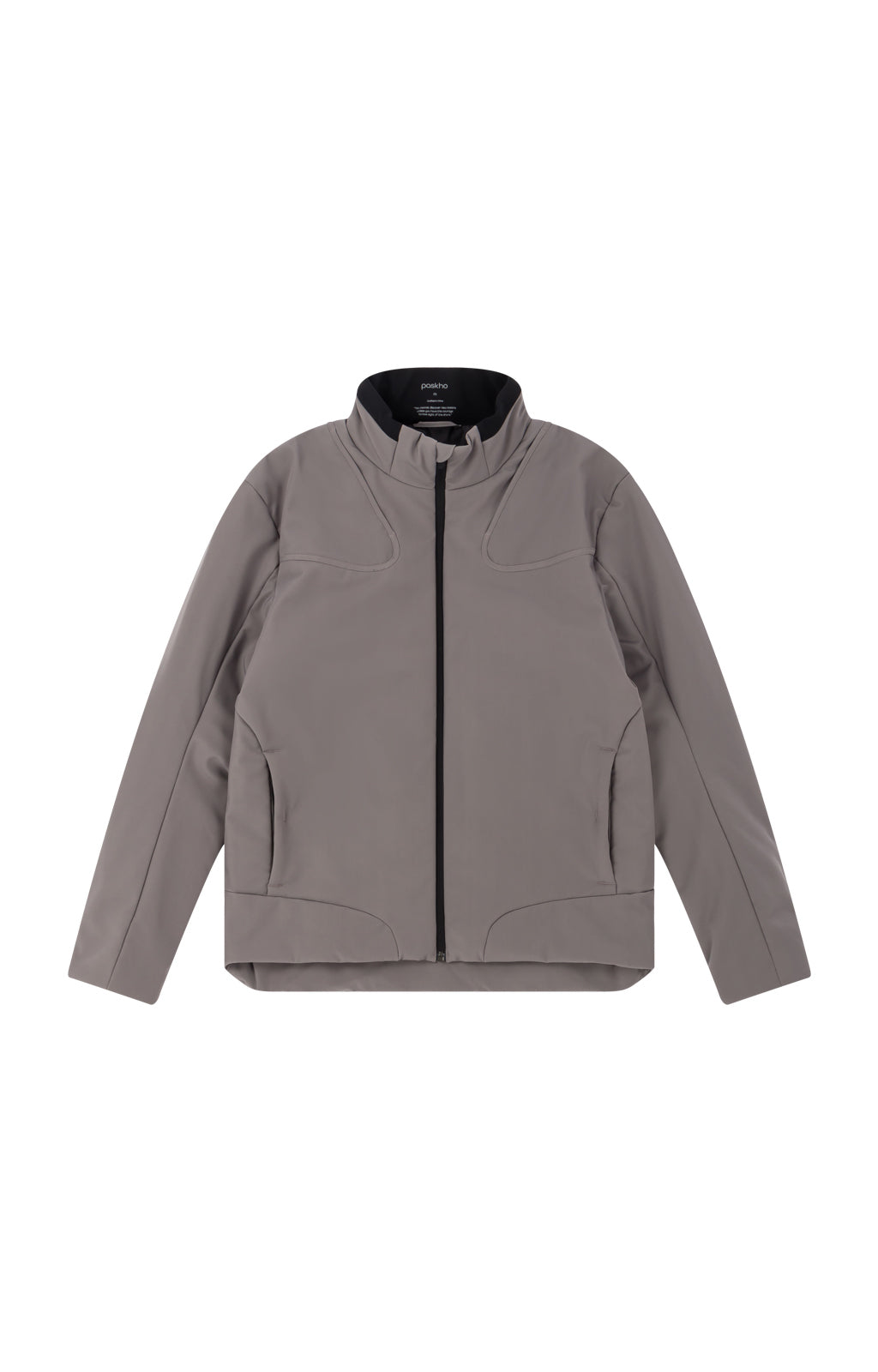 Encounter - Travel Bomber Jacket in Sepia