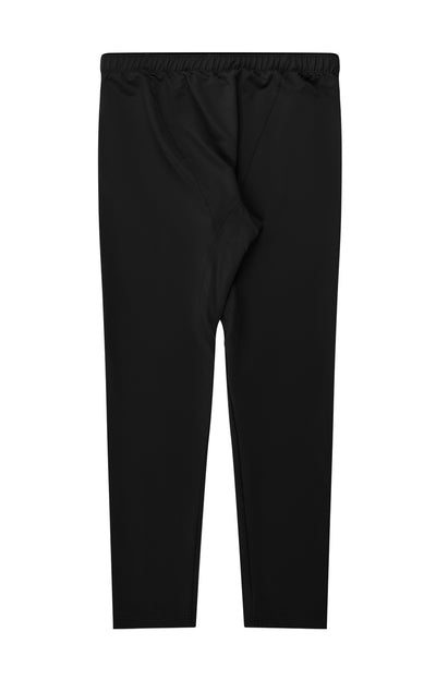 Minimalist - Modern Tailored Tech-Pants in Black