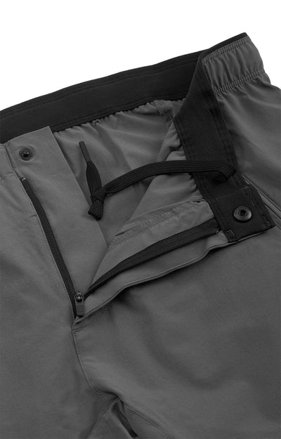 Realist - The Modern Tailored Travel Tech Pants in Frost Gray
