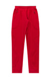 Wild - Utility Travel Pants in Volcano Red