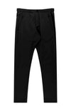 Minimalist - The Modern Tailored Travel Tech-Pants in Black