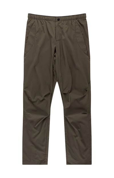 Untethered - Light-Weight Global Traveler and Trekker Pants in Dark Olive