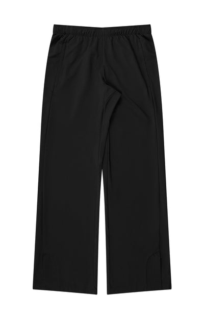 Escape - Relaxed Elegance Travel Pant in Black