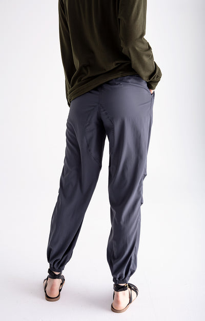 Serene - Ultra Comfortable Travel Pants in Slate