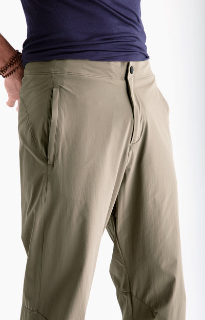 Wild - Long-Haul Flight Pants in Khaki