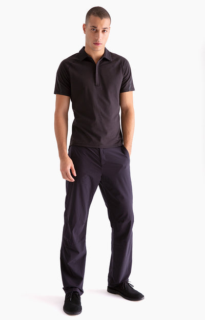 Long-Haul Flight Pants in Black