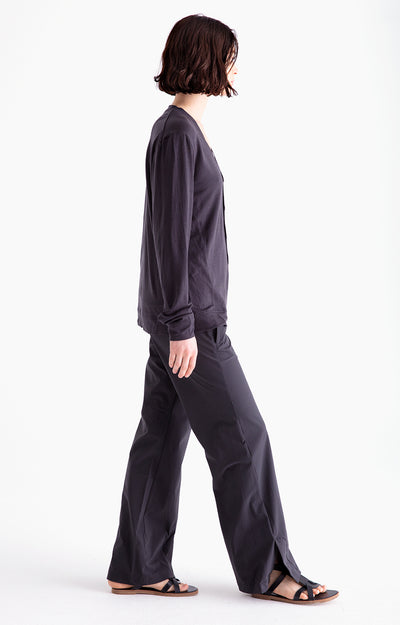 Escape - Relaxed Elegance Pants in Gray