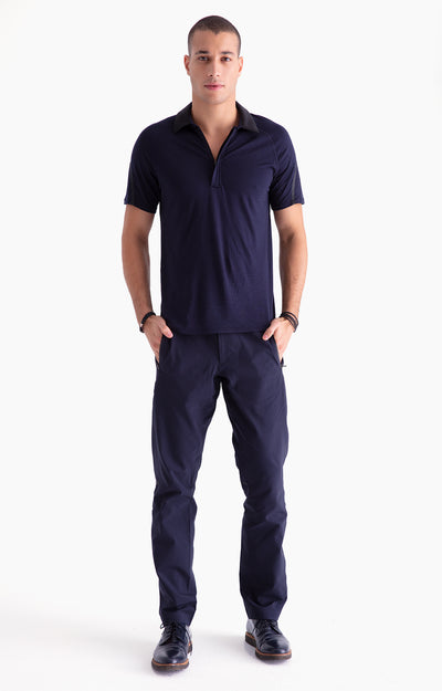 Artisan - Premium Engineered Performance Pants in Navy