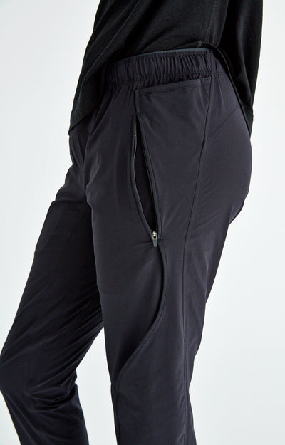 Purity - Meticulous Craftsmanship Pants in Black