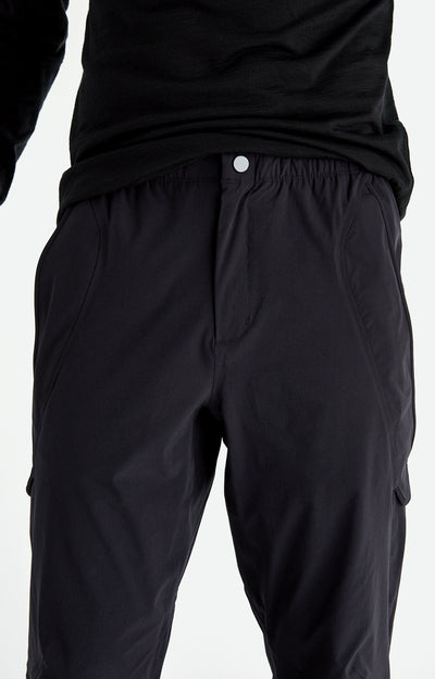 Ability - Modern Ergonomic Fit Pants in Black