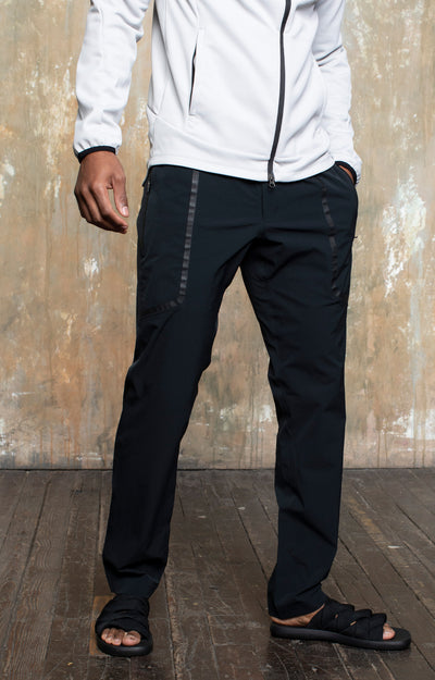 Urban - Ultrasonic Welded Tech Pants in Black