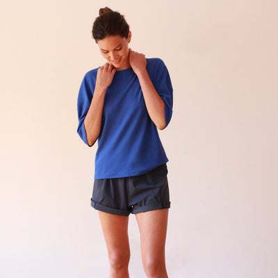 Horizon - Ultralight Comfort Short in Blue