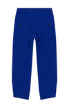 Sanctuary - Cropped Pleated Stretch-Tech Pants in New Blue