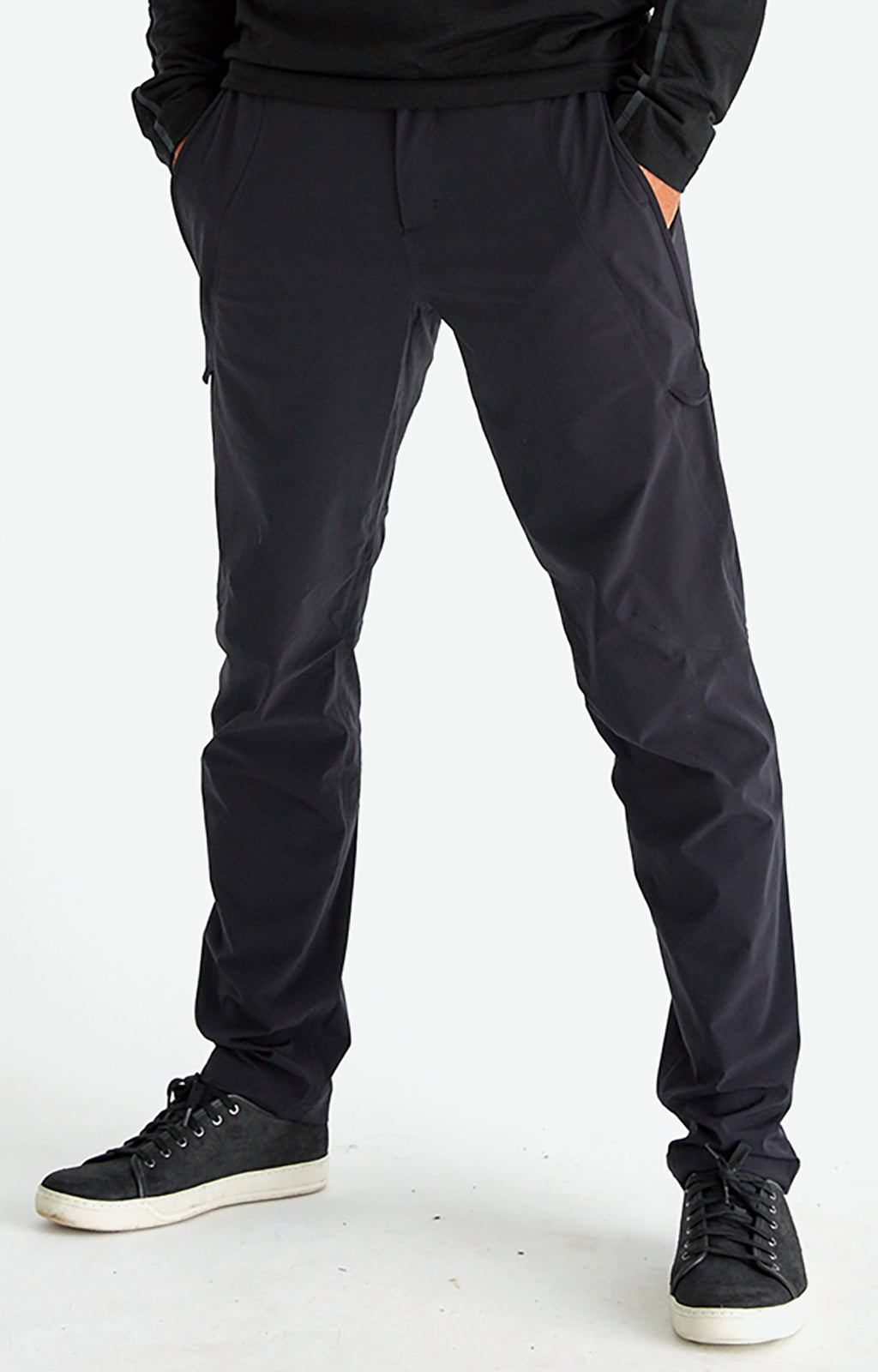 Ability - Modern Traveler Pants in Black