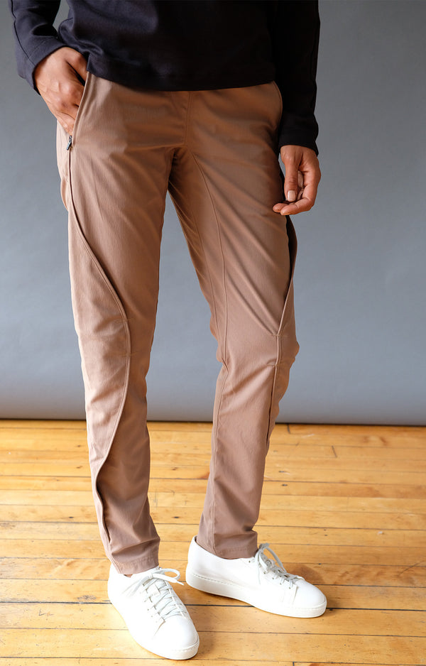 Purity - Meticulous Craftsmanship, Travel Pant Java
