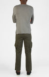 Visionary - Warm Weather Travel Tech Pant in Dark Olive
