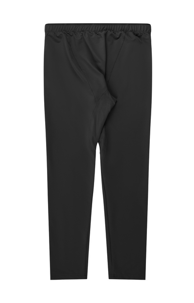 Harmonious - Relaxed Elegance and Comfort Travel Pants in Dark Gray