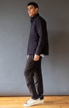 Untethered – The Ultimate High-Tech Travel Pant Black