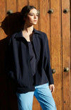 Possibility - Long-Haul Flight & Travel Jacket in Navy
