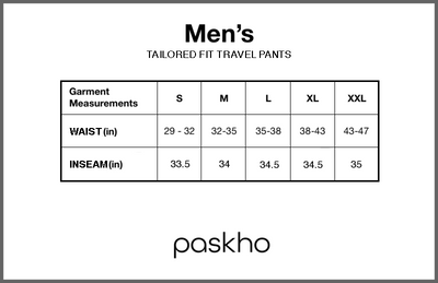 Artist Quest - Jersey Travel Pants in Black