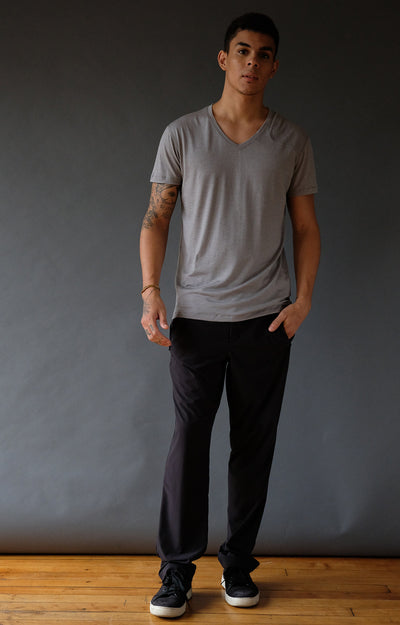 Tenacious - Insanely Comfortable Long Haul Flight Pant Black