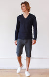 Prevail – Ultrasonic Welded, Cool & Understated Shorts Gray