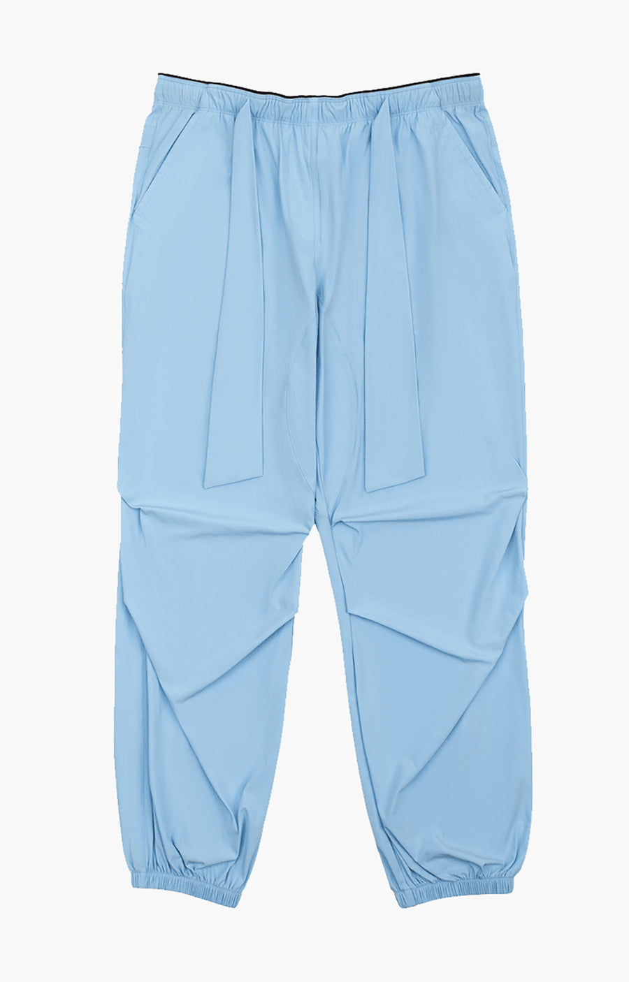 Serene - Ultra Comfortable Travel Pants in Light Blue